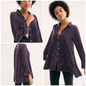 New Free People X CP Shades Beverly Tunic
